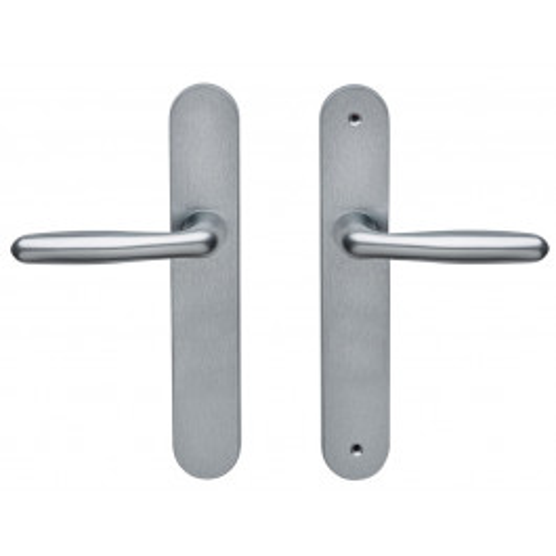 Poignées aluminium