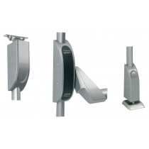 BARRE ANTI-PANIQUE PUSH BAR 6800 PREMIUM EVOLUTION BM 2 POINTS HAUT ET BAS VACHETTE ASSA ABLOY