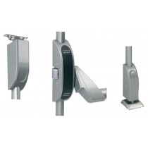 BARRE ANTI-PANIQUE PUSH BAR 6800 PREMIUM EVOLUTION BM 3 POINTS HAUT BAS ET LATERAL VACHETTE ASSA ABLOY