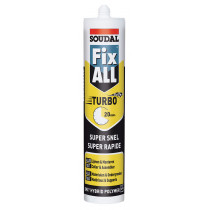 COLLE MS POLYMERE FIX ALL TURBO SOUDAL