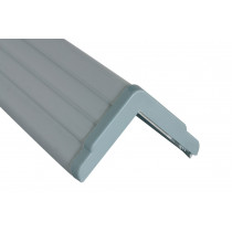 EMBOUTS POUR PROTECTION D'ANGLES ANGLISOL  - Gris - 80 x 80 Pour section 80 x 80