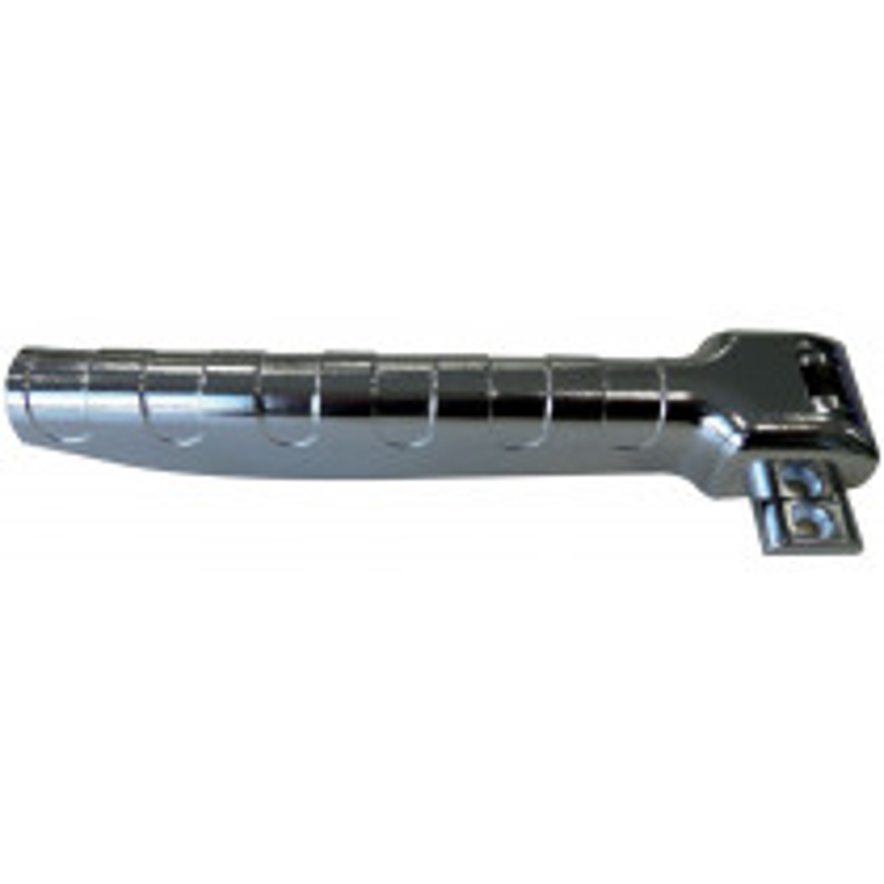 Ferme-porte réglable SPIR Blanc poids de la porte 35 kilo