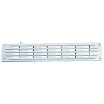GRILLE PLATE A FERMETURE NICOLL