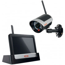 KIT VIDEO SURVEILLANCE SANS FIL PLUG AND PLAY ABUS
