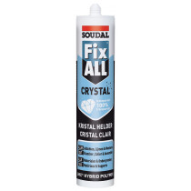 MASTIC-COLLE MS POLYMERE FIX ALL CRYSTAL SOUDAL