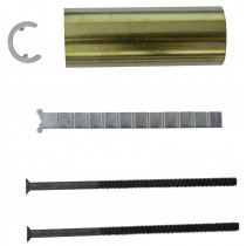 RALLONGE POUR SERRURE CISA  - 50 - 26 Long. tube mm 26