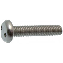 "VIS METAUX TETE CYLINDRIQUE ""SNAKE EYES"" INOX A2"