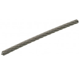 CABLE SOUPLE SECTION 7 X 7 INOX A4 ACTON