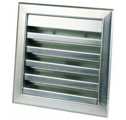 GRILLE MURALE D'AERATION 511 RENSON S.A.