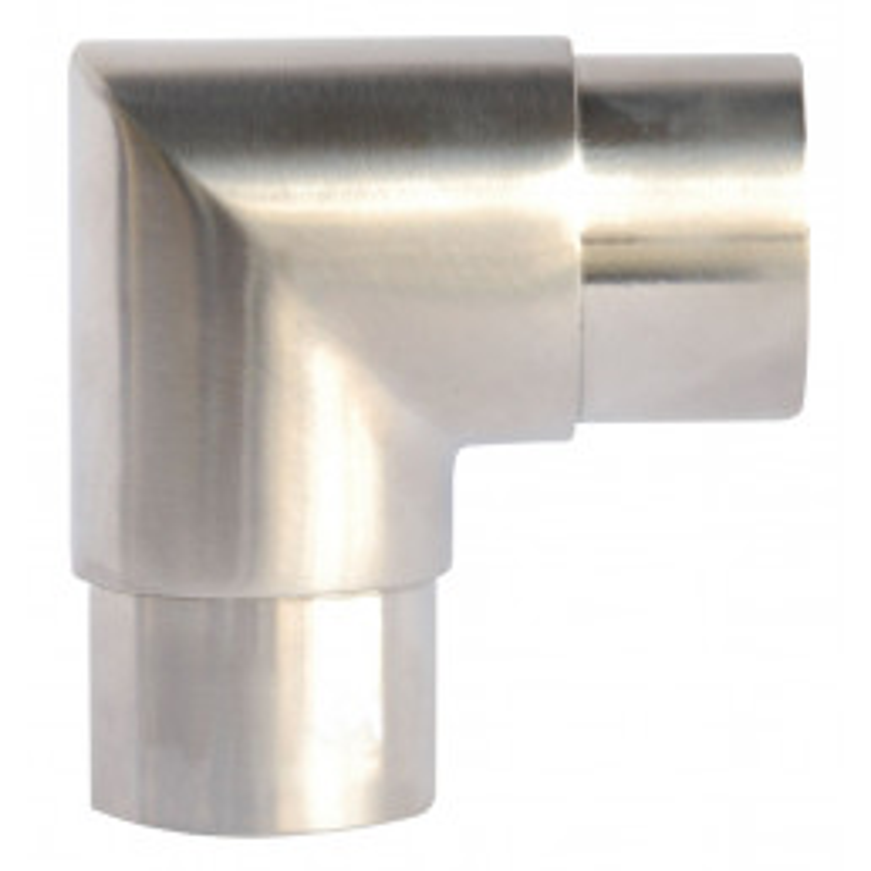 LIAISON COUDE MAIN COURANTE INOX  - Arrondi - Inox 316 Angle Arrondi