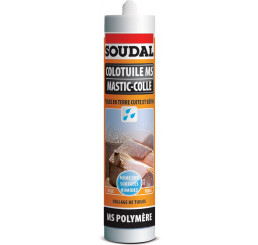 MASTIC-COLLE MS POLYMERE COLOTUILE SOUDAL