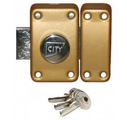VERROU CITY 25 NUMERO STOCK 5504 CITY