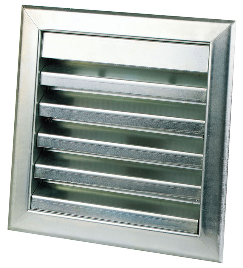 France quincaillerie grille murale d 39 aeration 511 renson for Grille aeration volet roulant