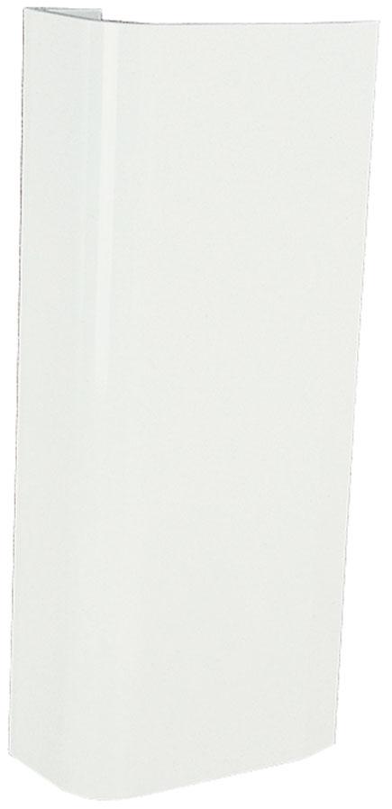 france quincaillerie poignee de porte battante type aileron hauteur 250 mm la croisee ds. Black Bedroom Furniture Sets. Home Design Ideas